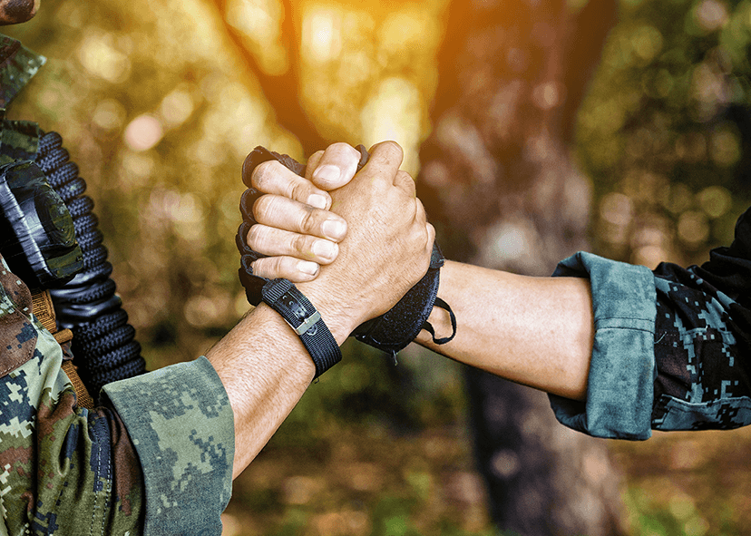 What the Military Teaches Us About Team Work