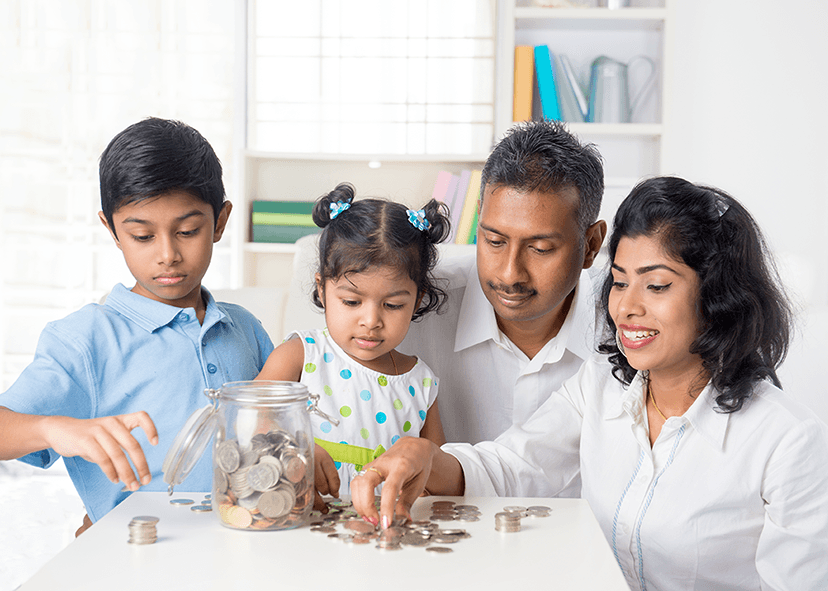 How to Inculcate the Value of Savings in Your Child